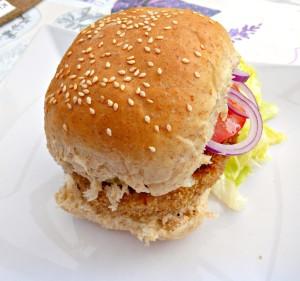 Mightly spelt burger buns