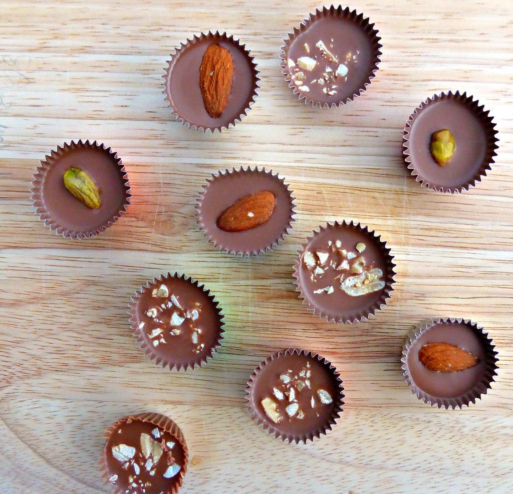 2 Ingredient Swedish Christmas Chocolate (Ischoklad)