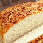 The Most Amazing Cheese Garlic Bread You Will Ever Eat