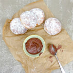 Actifry Nutella Filled Doughnuts