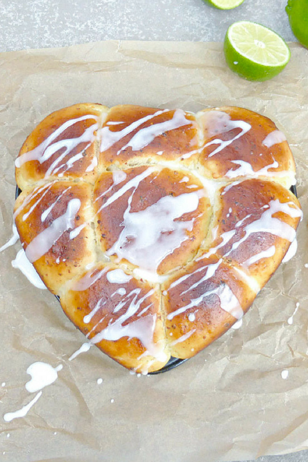 The Perfect Fikabröd: Sweet Lime Bread with a Tangy Lime Drizzle