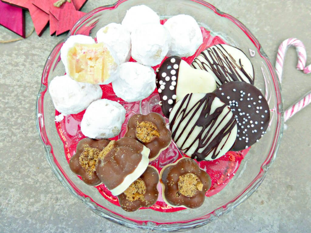 Simple Homemade Christmas Sweets (Three Ways)