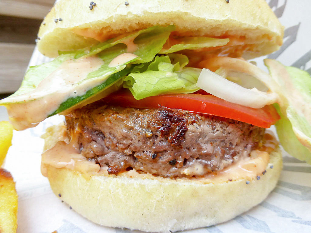 The Juiciest Homemade Burgers From Scratch (even the bread)