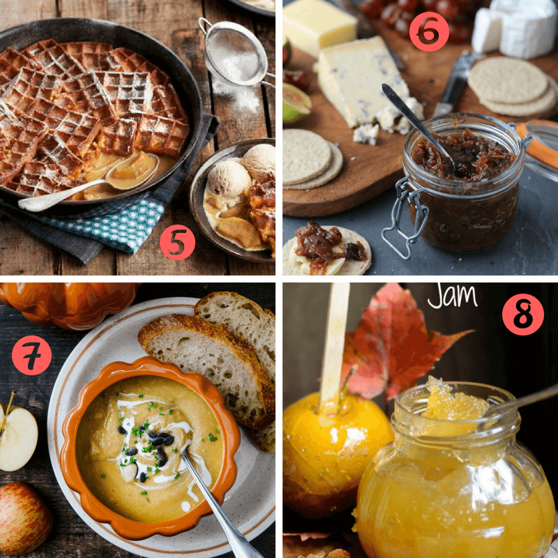 12 Beautifully Inspiring Apple Recipes (for Autumn)