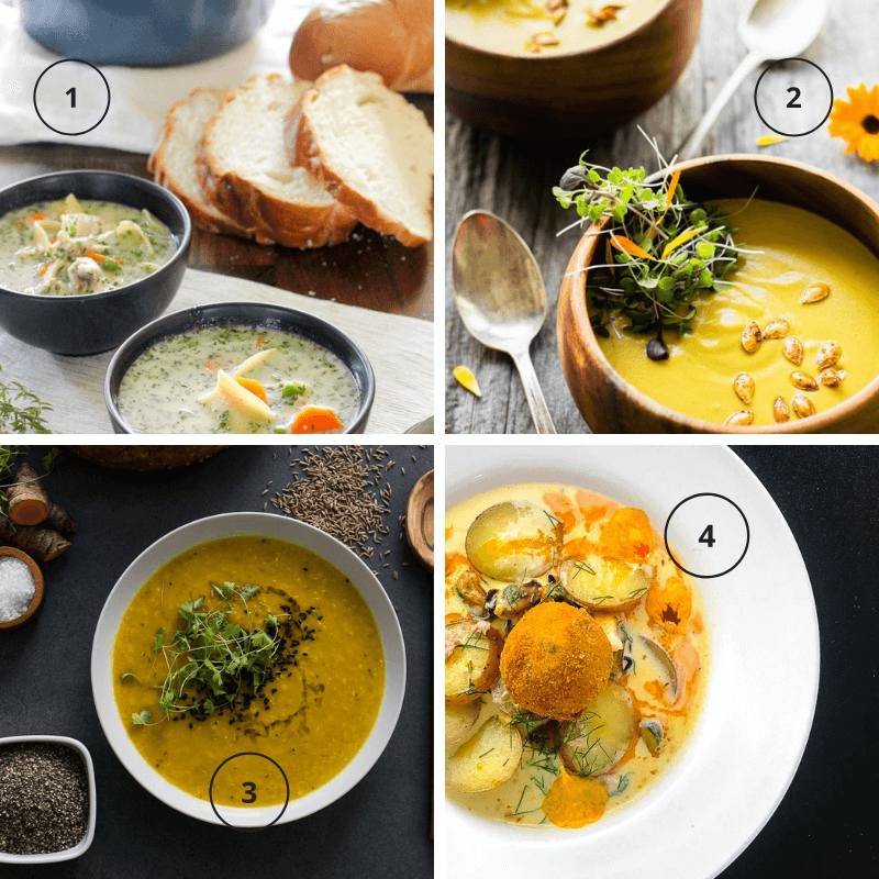 16 Awesome Soup Recipes (you need this winter)