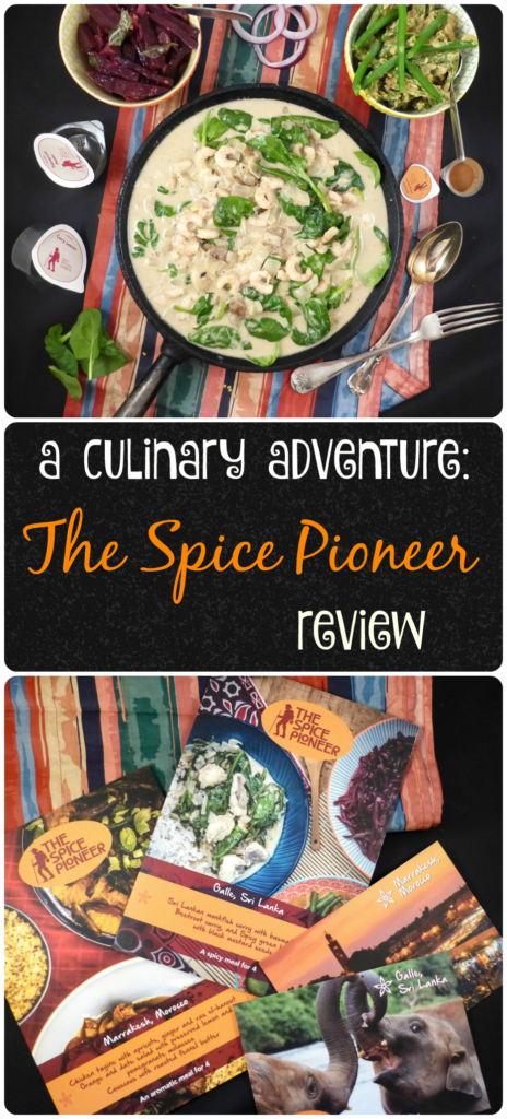 A Culinary Adventure: The Spice Pioneer Review